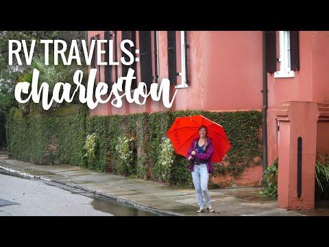 RVing Charleston, SC || Three Days Exploring The City || Wanderland Travelers