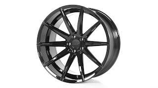 FUEL AUTOTEK Media: TSW Alloy Wheels - Clypse in Gloss Black
