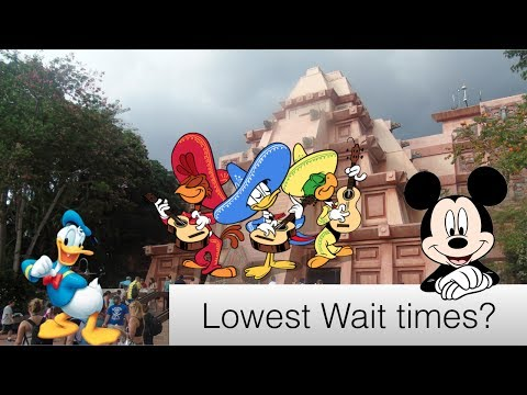 10 best Walt Disney World rides with short queue times!