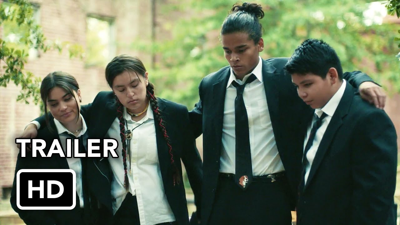 Download Reservation Dogs (FX on Hulu) Trailer HD - Taika Waititi comedy series