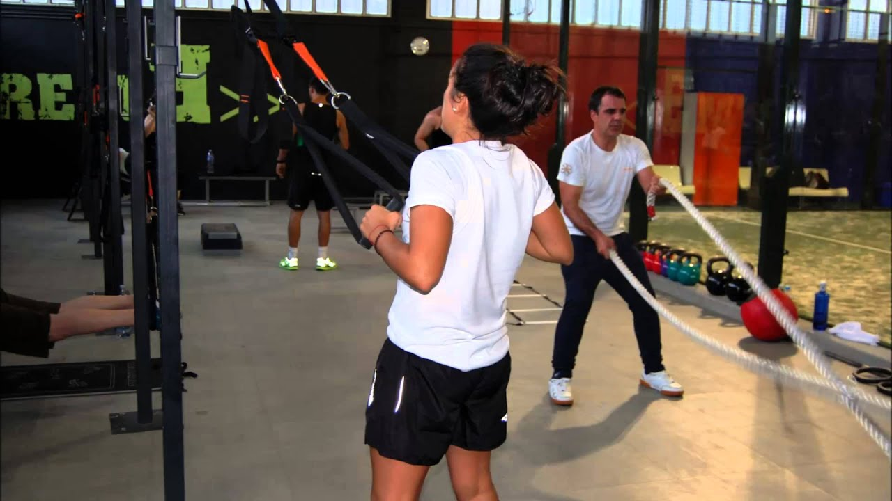 Crossbox En Padel Box Vigo Youtube