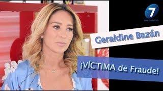 Geraldine Bazán ¡VÍCTIMA de Fraude!  / Multimedia 7