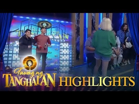 Tawag ng Tanghalan: Vice Ganda walks out because of John Andrew!
