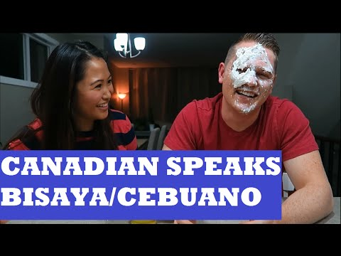 CANADIAN DOES BISAYA/CEBUANO LESSONS (PUNISHED FOR ERRORS)