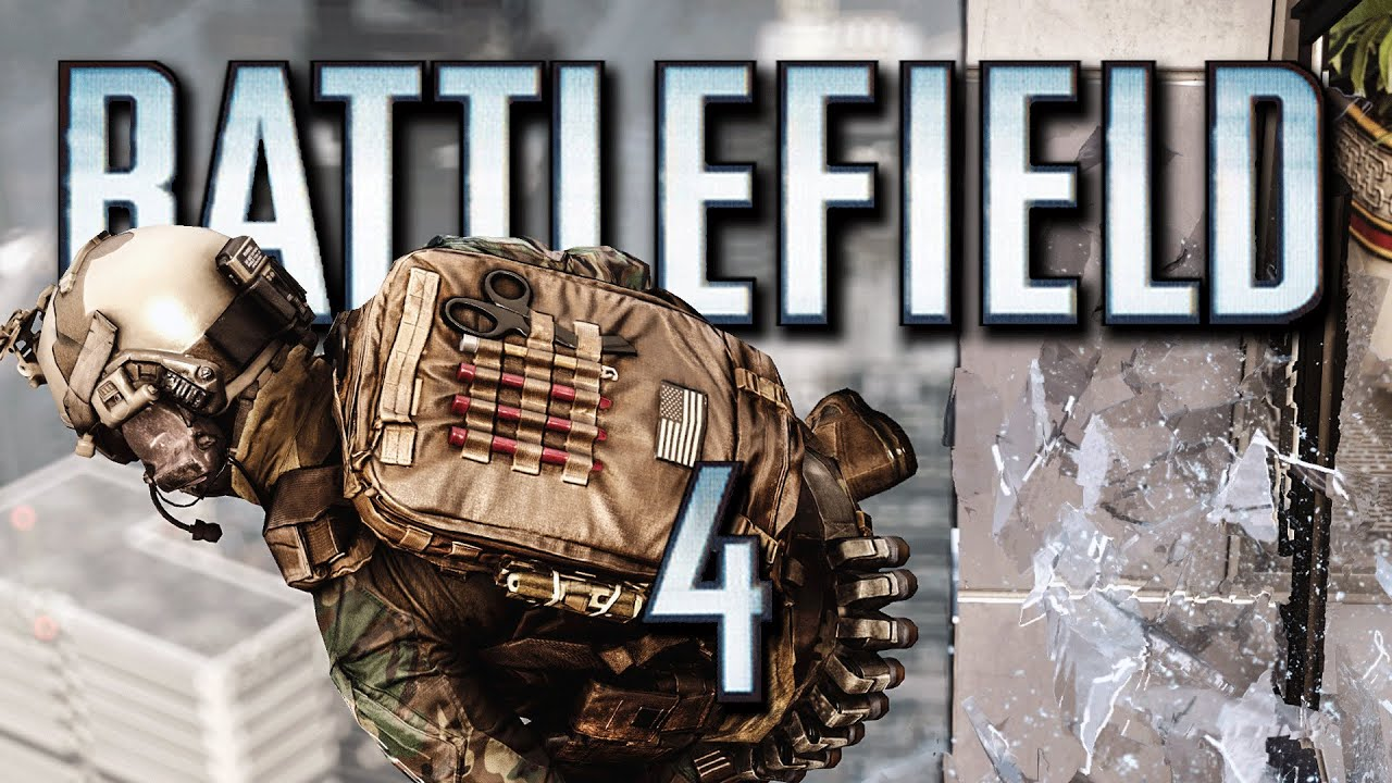 Battlefield 4 Funny Moments King Of The Battlefield
