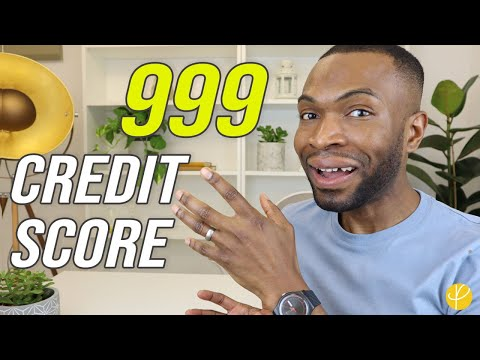 How to Increase CREDIT SCORE to PERFECT 999: Bad/Good Credit