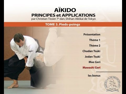 Christian Tissier Vol 3. Applications  AIKIDO – Principles and Applications