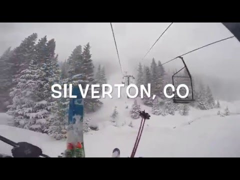 Silverton Mountain, Powder Day 12/31/2016