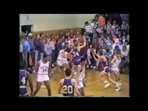 Castlewood Va High School Vs St Paul Boys Basketball 2 5 88 1st Period Youtube