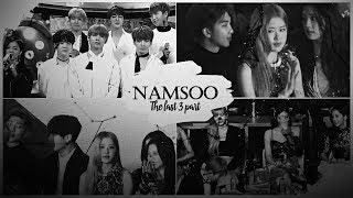 「 bts • blackpink x namjoon • jisoo  your eyes pt.3 」