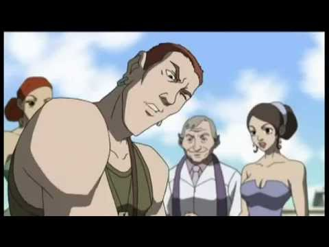Quadturnal The Boondocks Promo The Garden Party Youtube