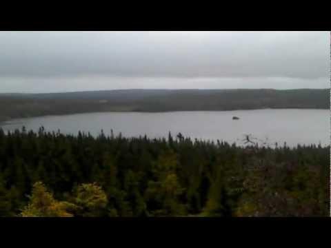 New Wilderness Newfoundland Backcounrty