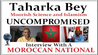 Moroccan National Live From Morocco Interviews Taharka Bey on The Moroccan Flag and Islamism & m