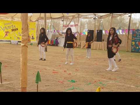 Oooo Oooo Oooo Arabic Song Performance Girls And Boys Bangalore Town School