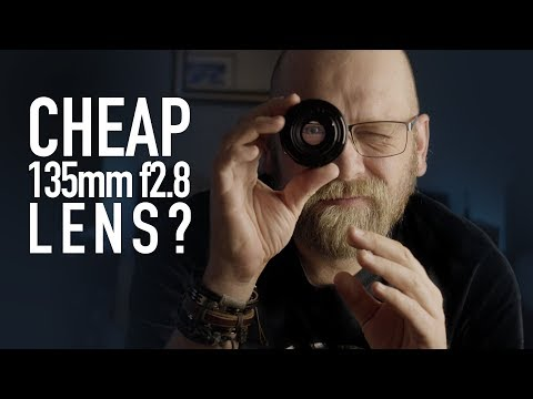 Cheap 135mm f2.8