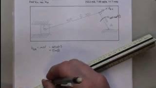 Velocity Diagram Construction