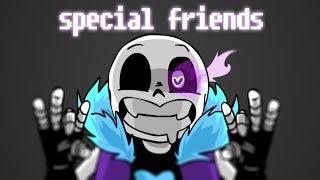 SPECIAL FRIENDS MEME - UNDERLUST
