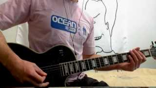 KISS - Psycho Circus (Guitar Cover w/solo)