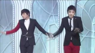 Bigbang - Love Song (Big Bang - Love Song) @SBS Inkigayo Popular song 20110501