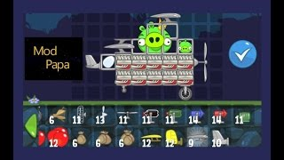 Download Bad Piggies HD Modded APK {Unlimited Powe