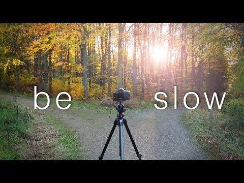 Landscape Photography | Slow Down & Practice Patience