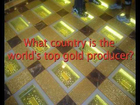 5 - Top gold producer