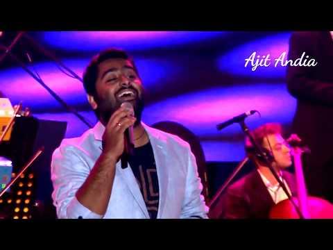 Arijit singh Live Performance Unplugged