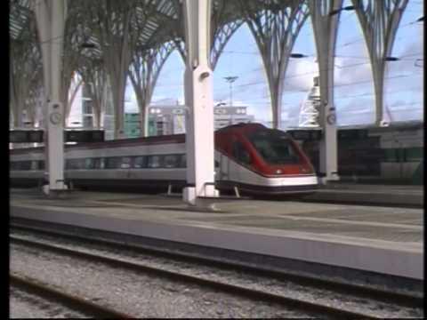 railways portugal 2005