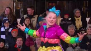 [HD] JoJo Siwa - Kid In A Candy Store (Macy's Thanksgiving Day Parade 2017)