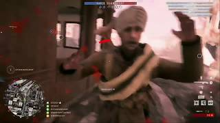 Battlefield 1 - Conquest - Amiens - Inconsistent Support Gameplay