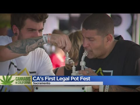 Cannabis Cup Makes Marijuana History In Sacramento