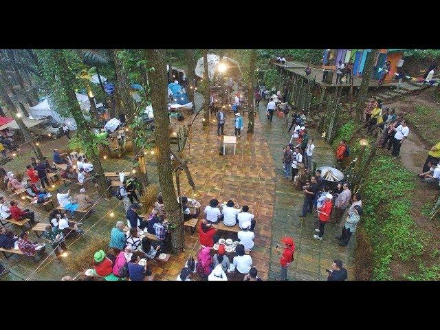 Eksklusif Launching De Loano Glamping Purworejo