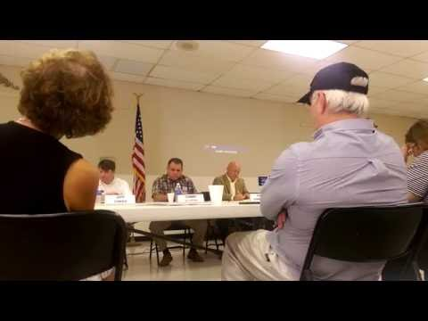 Republican Party of Sumner County Forum (August 6, 2016)
