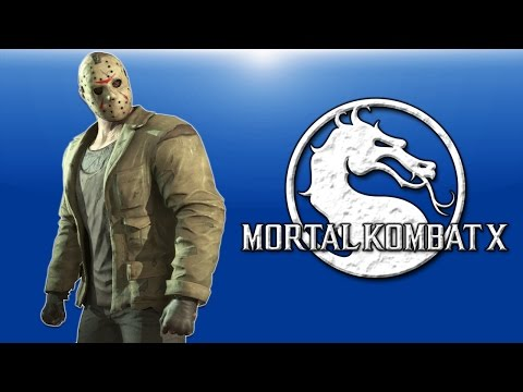 Mortal Kombat X - Ep 7 DLC (Jason Voorhees)