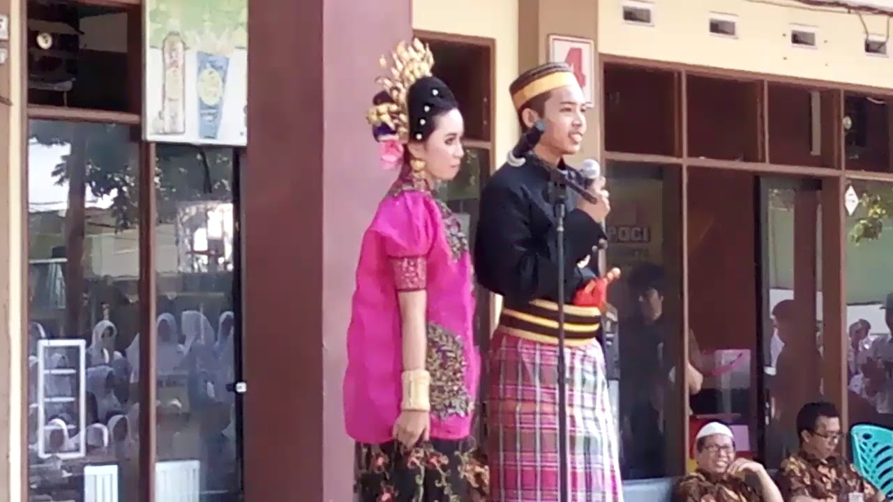 Pakaian Adat Bugis Makassar Youtube