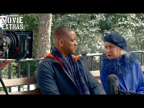 Go Behind the Scenes of Collateral Beauty (2016)