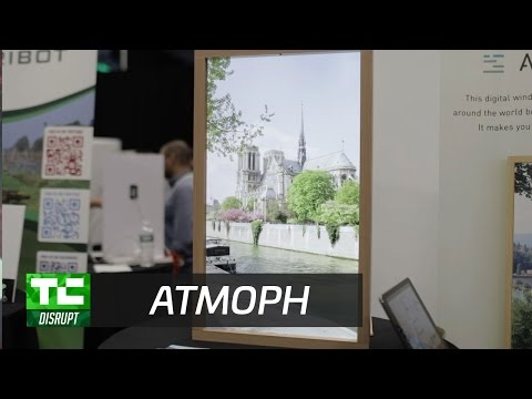 Atmoph is your virtual window to the rest of the real world
