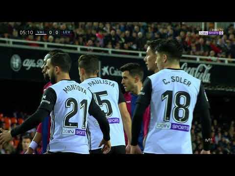 Valencia vs. Levante (11/02/2018) LA LIGA - HD Full Match