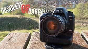 Canon 5D Mark II | Vollformat aus 2008 in 2019