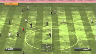 FIFA 13 - Challenge 2 - Sevilla FC vs Barcelona