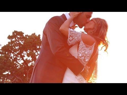 Insane Golden Hour   Persian American Wedding Film in Bend, Oregon
