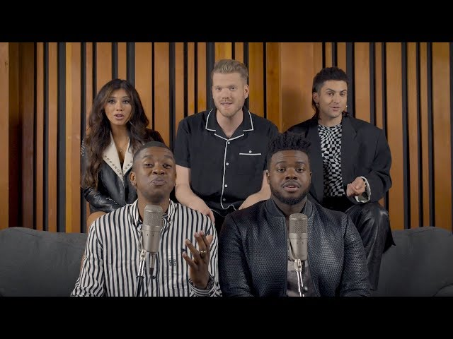 download - Pentatonix - Evolution Of Ariana Grande