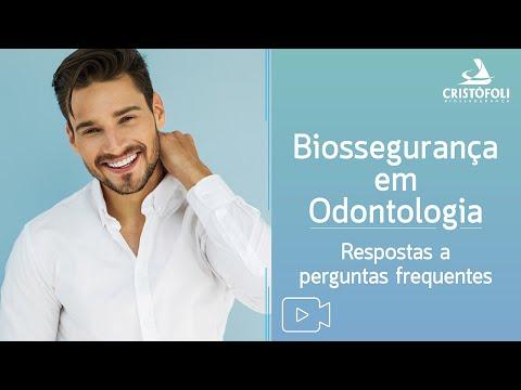 Biossegurança em Odontologia - Respostas a perguntas frequentes