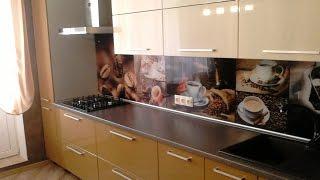 видео кухня мебель
