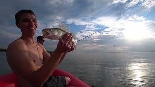 Отпуск Отдых с рыбалкой в Завьялово на ОВХ Ч 2