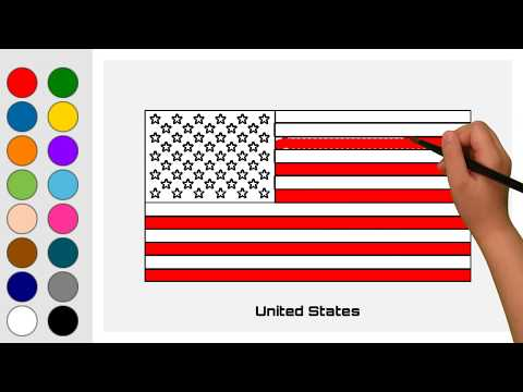 Flag Of The United States - North America