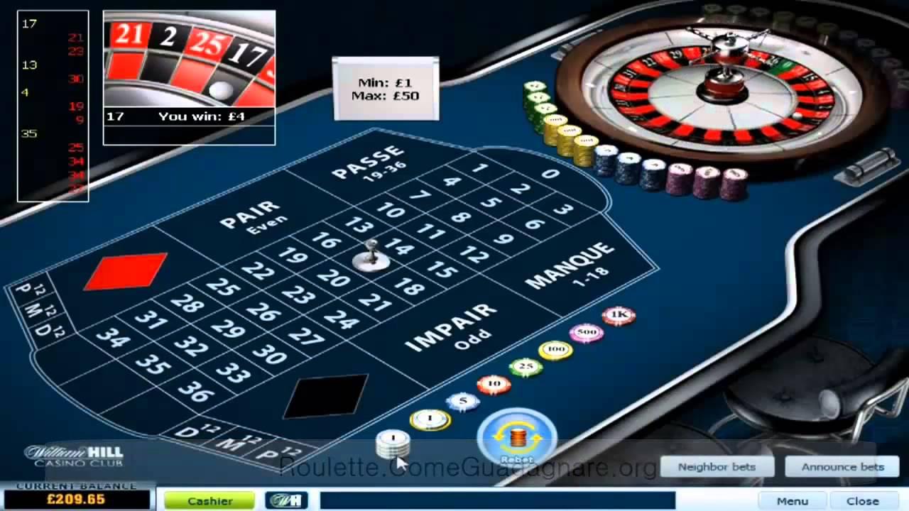 Come fare soldi giocando alla roulette casino partouche bandol recrutement
