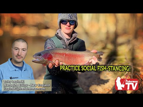March 26, 2020 New England Fishing Report With Toby Lapinski