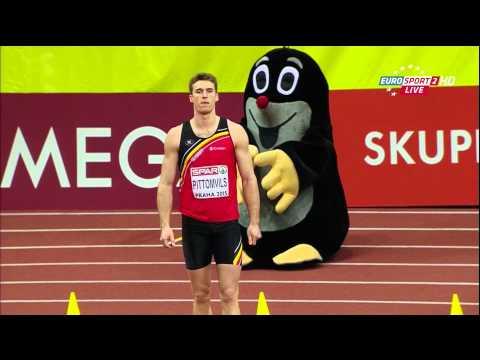 HD. European Athletics Indoor Championships-2015. Day 2. Morninig Session, part 1