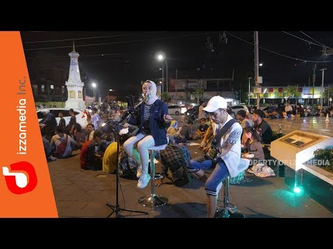 Don't Worry - Tony Q | Ziee Feat. Tofan Live Cover KM 0 Jogja